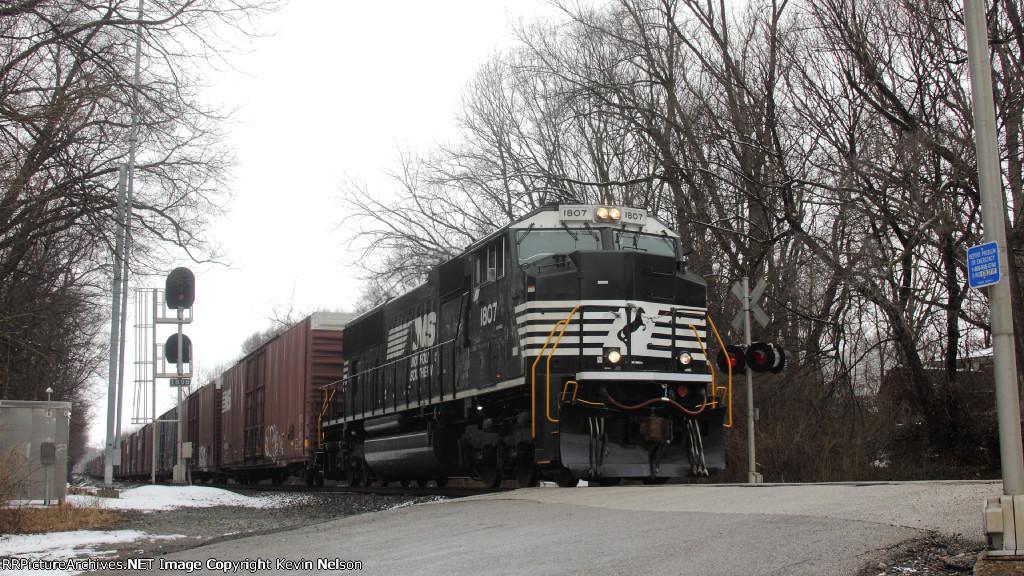 NS 1807 SD70ACC