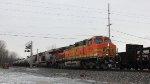 BNSF 4466 C44-9W