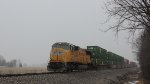 UP 4254 SD70M