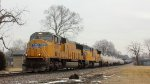 UP 4397 SD70M