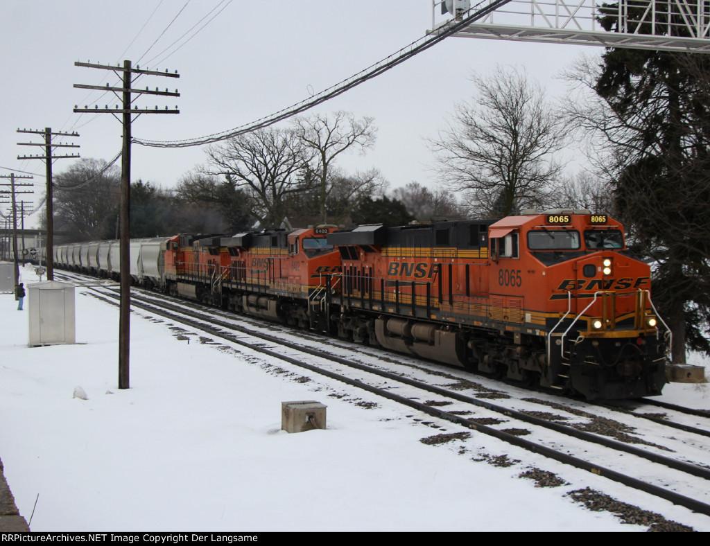 BNSF 8065