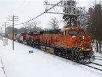 BNSF 6548 H-BRCNTW