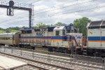 MARC GP39H-2 #72 on Train No. 433