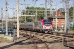 """AMTK ACS-64 #642 on """"Silver Meteor"""" No. 97"""