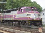 MBTA GP40MC 1134