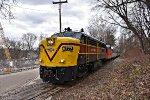 CVSR 6777 is set to cross Hickory St.