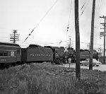 PRR 3733, K-4S, 1955
