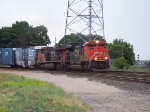 Newer CN Power Leads 348