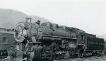 CO 0-8-0 #208 - Chesapeake & Ohio