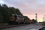 CSX 6985 switches the F778