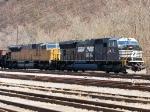 NS 2617 & UP 8140
