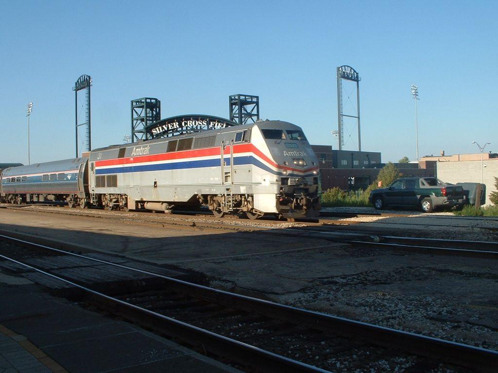 Amtrak 31