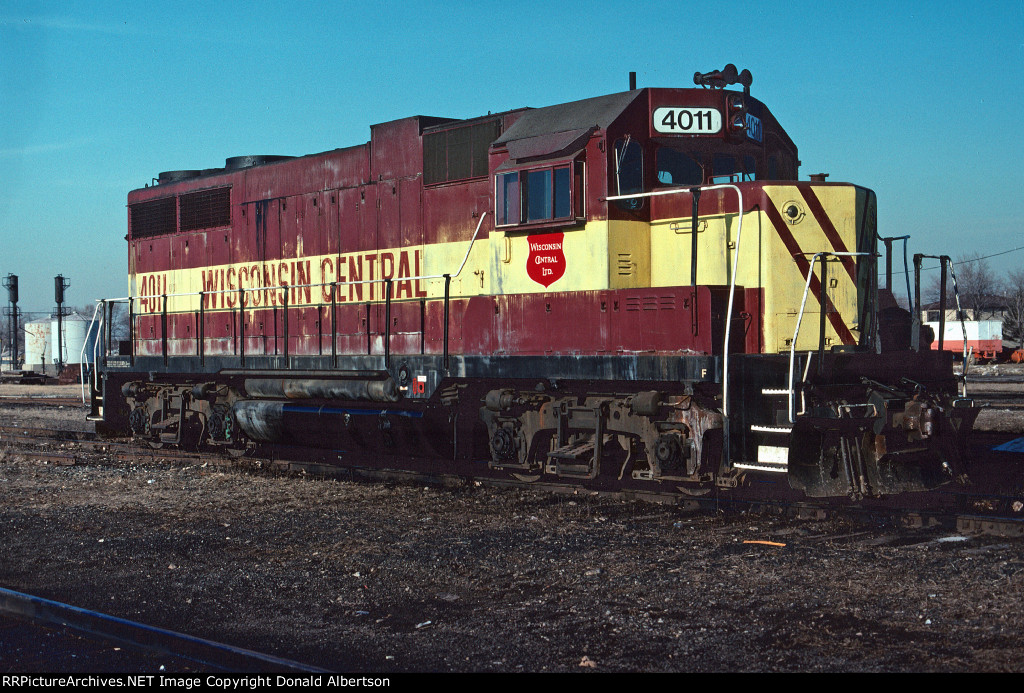 WC GP35 4011