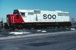 SOO SD60 6023
