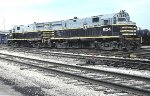 BRC C424's at Clearing yard