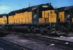 CNW SD40-2 6829