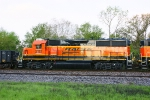 BNSF 3117 (GP25-2 - downrated GP50)