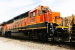 BNSF 3117 - GP25-2 (derated GP50)