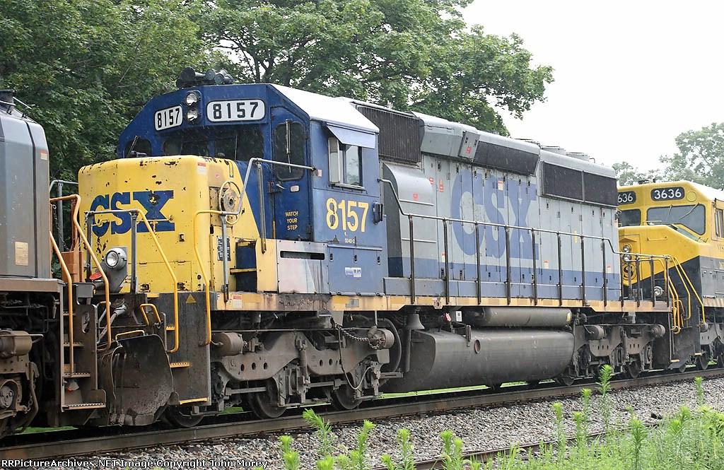 CSX 8157