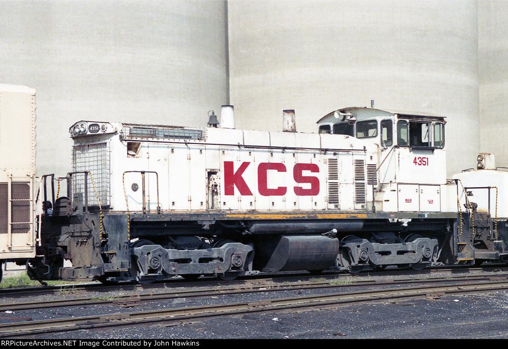 KCS 4351