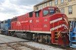 Vermont Railway GP40-2LW 310
