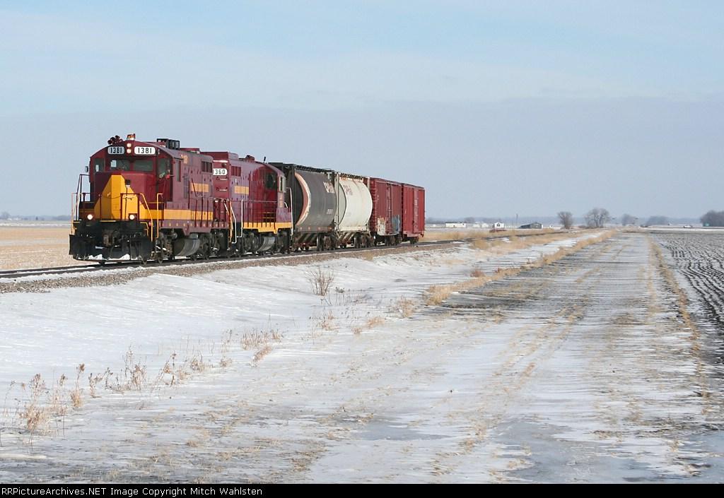 ILSX 1381 (MNN Warroad Local)