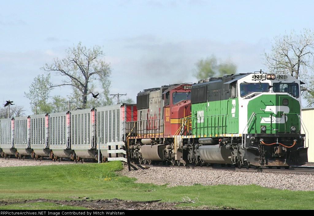BNSF 9288