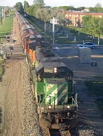 BNSF 8062