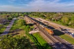 BNSF 5766 and 9739 Lead C-BTMSLP0-49