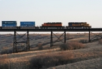 BNSF 6729