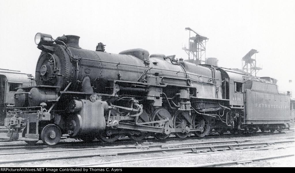 PRR 4630, I-1SA, c. 1944