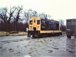 ATSF 560 at Lawrence, KS 03/18/1973