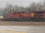 CP 9836 as DPU (mid-train)
