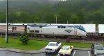 AMTK 6 Leads Amtrak 7