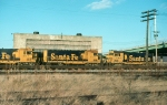 Leased ex ATSF CF7s