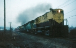 NYSW 260 leads first wb stacker via Sparta and Warwick