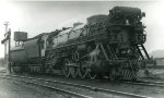 CO 2-8-2 #2306 - Chesapeake & Ohio