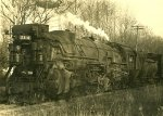 CO 2-8-2 #2314 - Chesapeake & Ohio