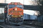 BNSF 8353 @ Old Town