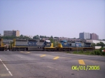 Followed by CSX 8870