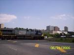 CSX 699 southbound