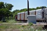 BNSF 7095 West