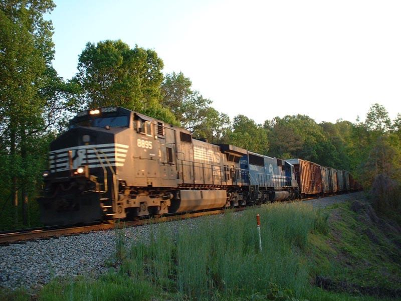 NS Train 133