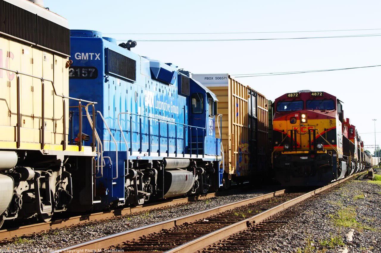 GMTX 2157, KCSM 4872