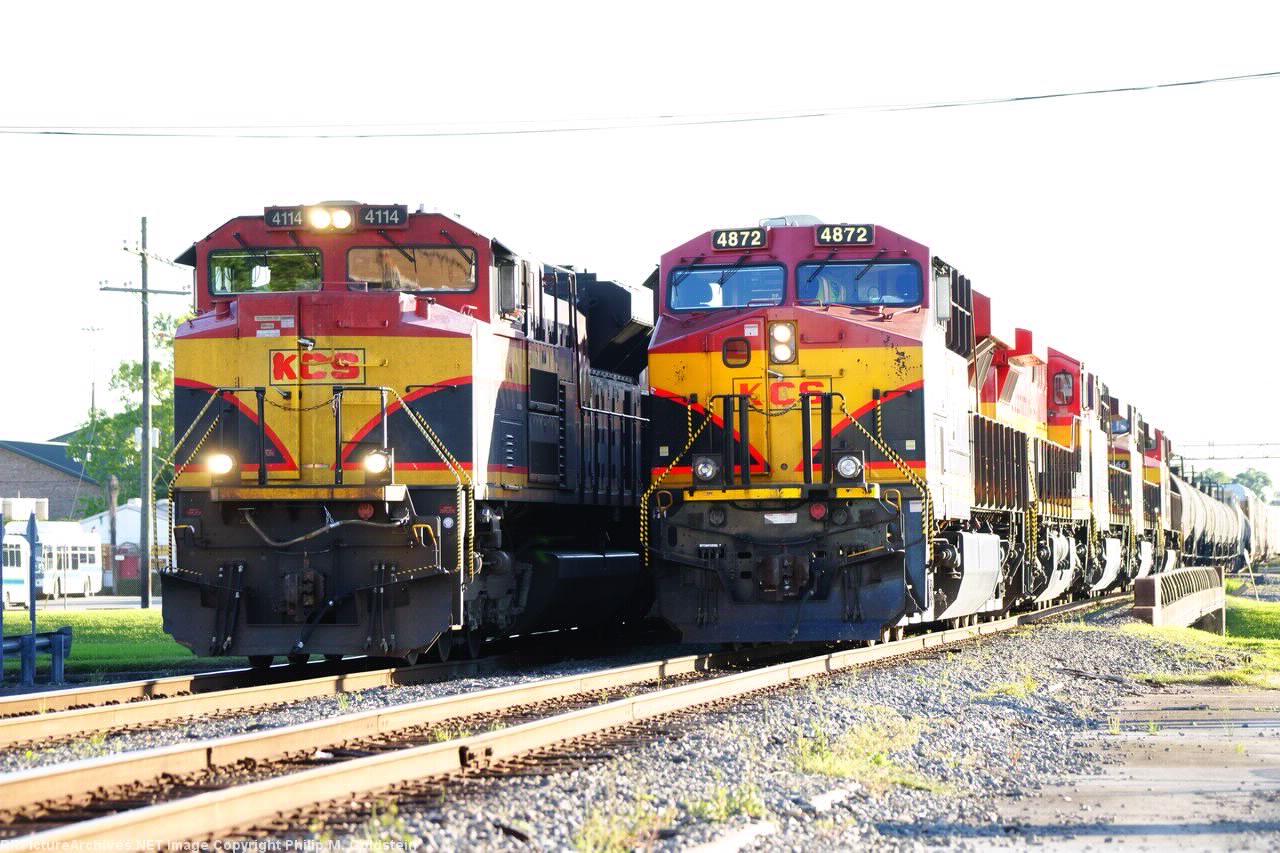 KCS 4114, KCSM 4872