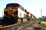 KCSM 4872, KCS 4534, KCSM 4572, KCSM 4566, KCS 4040