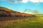 Utah 9010 W/B Mid Train Helpers Utah 9011