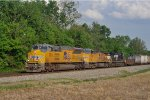 UP 3016 On NS 174 Westbound