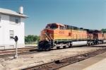 BNSF 4548