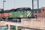 BNSF 2128